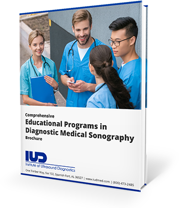 Cover For eBook: Comprehensive Educational Programs in Diagnostic Medical Sonography Brochure